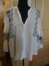 H & M shirt size 10