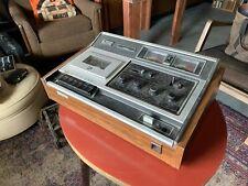 Vintage Technics  RS273 RS-271US Stereo Cassette Tape Deck Player