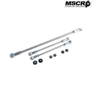 Gear Linkage Push Rods 3pc Kit Seal 245283 2452/e1 For Peugeot 106 Citroen Saxo