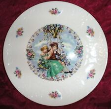 Valentine'S Day Porcelain Collector Plate by Royal Doulton 1980