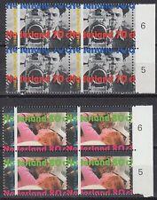 Niederlande 1995 ** Mi.1535/36 Bl/4 Kino cinema Joris Ivens [st2277]