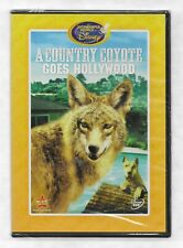 A COUNTRY COYOTE GOES HOLLYWOOD NEW R1 Disney Movie Club