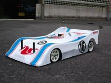 0711s - TOJ Speed run Rc car body clear 1/12 Scale Associated CRC