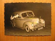 ~1949 altes Foto Ford Taunus G93A Buckeltaunus Oldtimer Auto