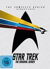 23 DVDs * STAR TREK - RAUMSCHIFF ENTERPRISE ~ KOMPLETT BOX # NEU OVP deutsch +