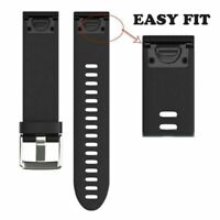 Easyfit Silicone Replacement Band Strap Wristband For Garmin Fenix 5S Quick Lock