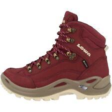 LOWA Renegade GTX Mid Women Gore-Tex Outdoor Hiking Schuhe cayenne 320945-0331