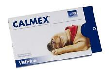 Calmex Capsules Dog Calming Stress Anxiety Relief Supplement Pack Of 12