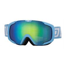 Dirty Dog Stampede de 54179 Adulte Neige ~ Lunettes de ski bleu ciel/bleu vert fusion