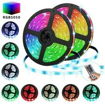 LED Strip Lights 32.8FT/10M 300 LED SMD5050 RGB Strip Lights IP65 Waterproof...