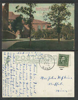 1914 NORMAL GROUNDS VALLEY CITY ND POSTCARD
