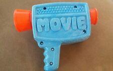 Vintage Mattel Tuff Stuff Kaleidoscope Movie Handheld Movie Camera ~ 1974