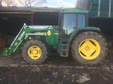 John Deere 6610 Tractor with Loader.