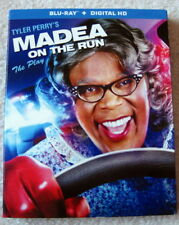 TYLER PERRY'S MADEA ON THE RUN (PLAY) Blu-Ray+Digital HD - New Sealed