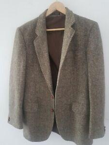 Vintage Harris Tweed Jacket  38r