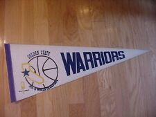 Vintage Orignal Golden State Warriors 1974-75 World Champs Pennant-30 Inches