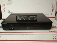 Samsung DVD-V9800 VCR DVD Combo Player HDMI VHS 4 Head Recorder Remote Tested