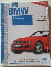 Reparaturhandbuch / -anleitung BMW Z 3 Roadster und Coupe ab 1998