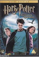 Harry Potter and the Prisoner of Azkaban (2 Disc Edition) - DVD REGION 2