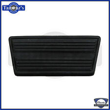 68-72 Chevelle w/ A.T. Drum Brakes - Brake Pedal Rubber Pad - Correct Exact Fit!