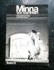 Minna von Barnhelm, ossia la fortuna del soldato, Piccolo Teatro, Strehler
