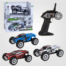 Wltoys A999 1/24 Scale 2.4G 2WD RC Car Remote Control Electric Off-Road 23km/h