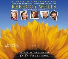 Rebecca Wells--cd--DIVINE SECRETS OF THE YA-YA SISTERHOOD--(Factory Sealed)