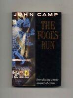 The Fool's Run by John Camp (pseud. John Sandford) Hardback Book The Fast Free