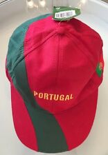 NWT - 2014 Mundial Portugal Soccer Adjustable Cap