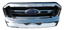 *NEW* TOP RADIATOR GRILLE (GENUINE) for FORD RANGER PXII 7/2015 - ON *XLT* MODEL
