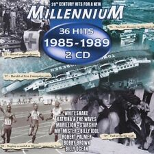 Millennium 1985-1989 (36 Hits) Belinda Carlisle, samantha fox, Mel/KI [double CD]
