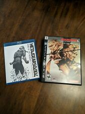 Metal Gear Solid 4: Guns of the Patriots -- Limited Edition - No Game