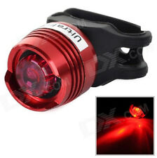 Bike Rear Red LED Light Very Bright Flashing 3 Mode Cycle Safety RED LED LAMP