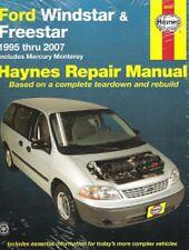 1995 - 2007 Ford Windstar Freestar Monterey Repair Manual 03 2004 2005 2006 7659