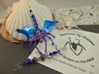 TreasuresbyTiziana® Beaded Butterfly Dragonfly Kindred Spirit Fairy Wings Bug