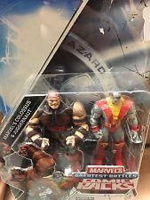 Marvel Universe Greatest Battles Comic Packs Marvel's Colossus and Juggernaut