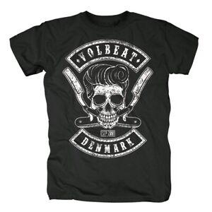 Volbeat Band T-Shirt- Razorblade