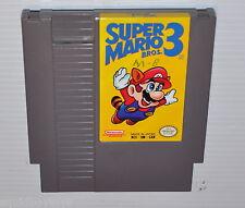 - MARIO BROS 3 NES Nintendo Video Game Tested -