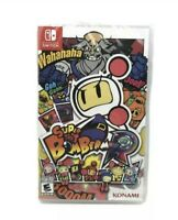 Super Bomberman R (Nintendo Switch, 2017) New Factory Sealed