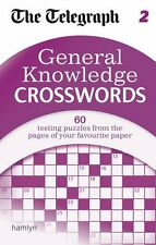 The Telegraph: General Knowledge Crosswords 2 (The Telegraph Puzzle Books),THE