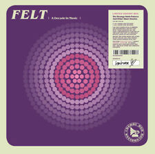 """Felt : The Strange Idols Pattern and Other Short Stories CD Album with 7"""""""