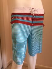 NEW- Men's Mossimo Supply Co. Below Knee Board Shorts Tag Size 38