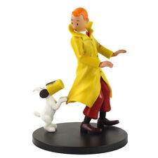 Figurine de collection Tintin et Milou 20 CM HERGÉ NEUVE