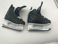 American Athletic Shoe Boy's Ice Force Hockey Skates, Youth 2
