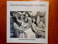 Australian Photography: The 1980s. An exhibition from the Aus National Gallery.