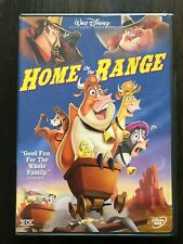 Home on the Range DVD 2004 Walt Disney w/Inserts Pre-Owned
