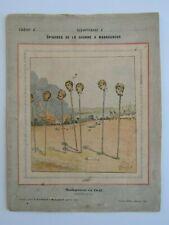 COUVERTURE CAHIER - - - EPISODES GUERRE A MADAGASCAR = 1845 Atrocités HOWAS