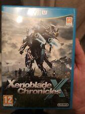 Xenoblade Chronicles X - Nintendo Wii U - Very Good Condition