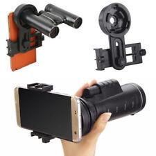 Smartphone Adapter Mount Portable Binocular Monocular Spotting Scope Telescope