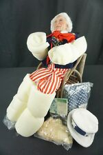 Master Piece Gallery Limited Edition Doll Uncle Sam Deborah Phillips-Carrol